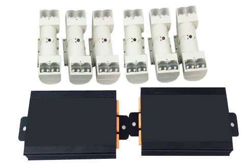 Bus Passenger Counting System